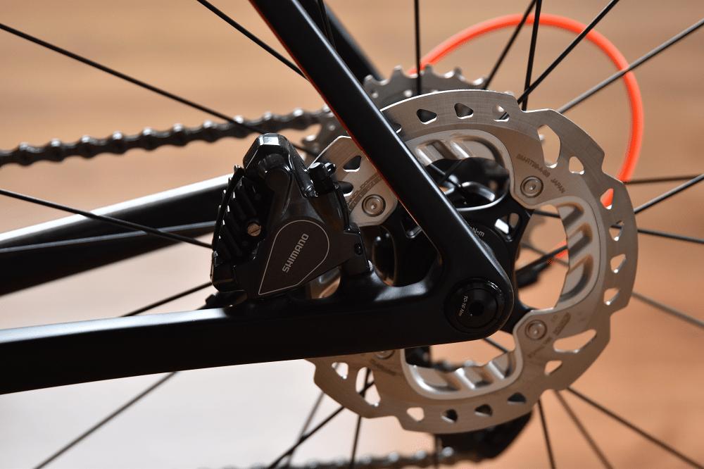 Scheibenbremse Rennrad