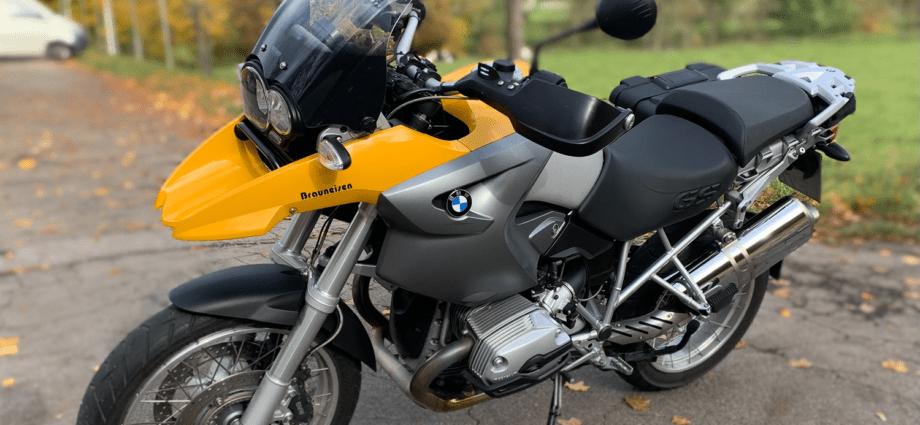 BMW im Oktober 2020