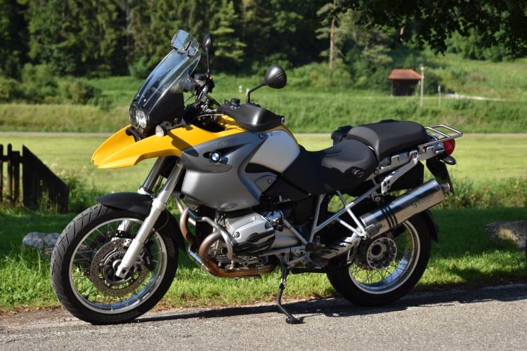 BMW GS 2021-08